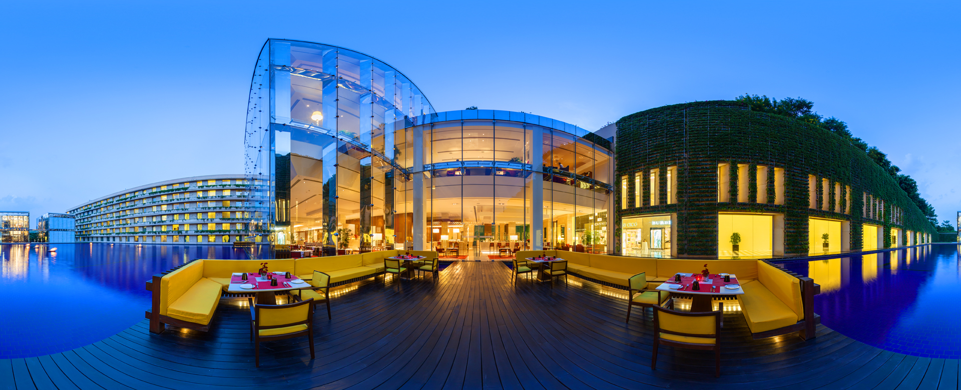Hotel resort virtual tours, for the leading hotels and biggest brands