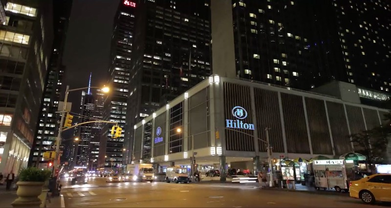 Hotel video production gallery for leading hotels and the biggest new york hilton midtown sciox Image collections