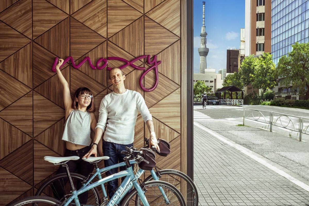 Tokyo Moxy lifestyle 3