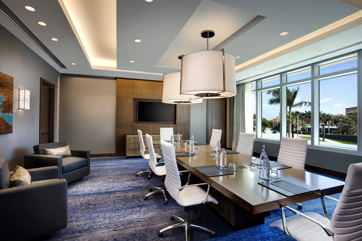 Hilton-2021-Hilton West Palm Beach_Hibiscus Meeting Room