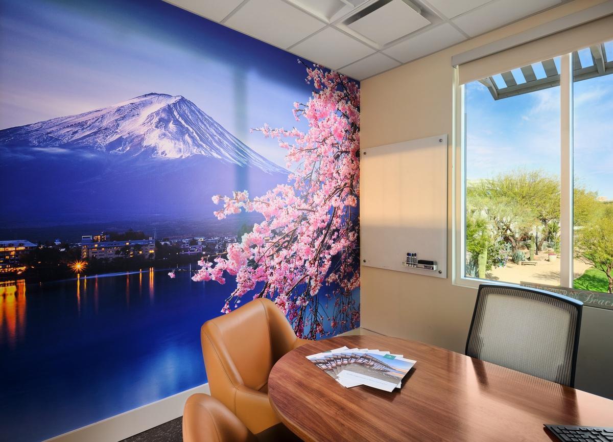 Vistana-2021-Canyon Villas sales office sales office fuji