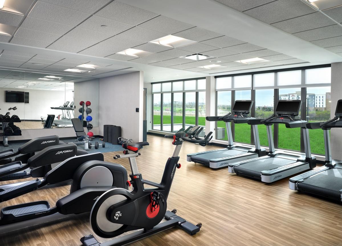 hyatt-Forester fitness centera_ADD GRASS