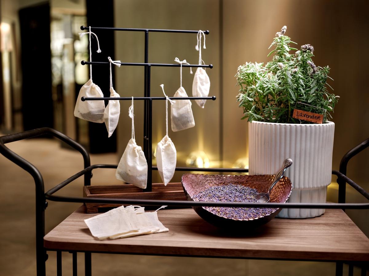 AC Hotel Phoenix lavendar ritual